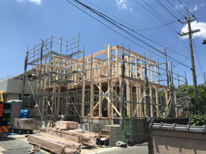 建前|愛知県春日井市・小牧市・名古屋市などでローコストデザイン住宅設計・新築・注文住宅はKEN設計一級建築士事務所