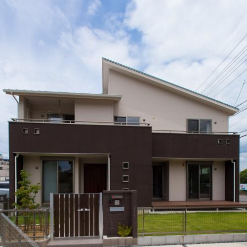 外観1|新築施工例|春日井市 F様邸