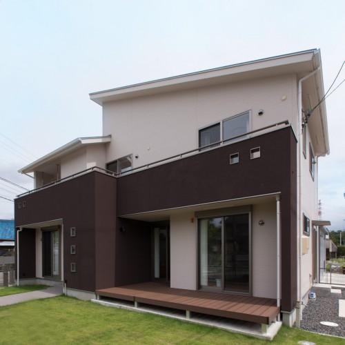 外観2|新築施工例|春日井市 F様邸
