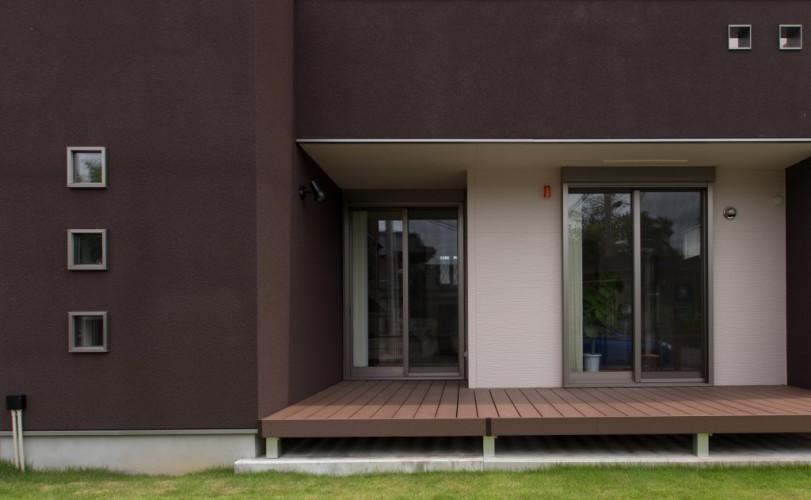 外観4|新築施工例|春日井市 F様邸