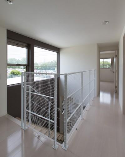吹抜・リビング階段|新築施工例|春日井市 F様邸