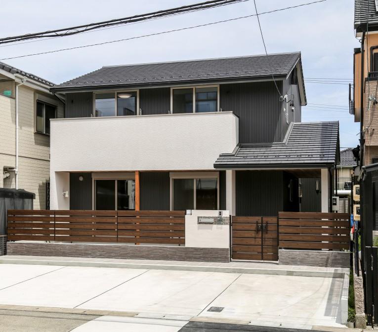名古屋市 S様邸|新築デザイン住宅・注文住宅