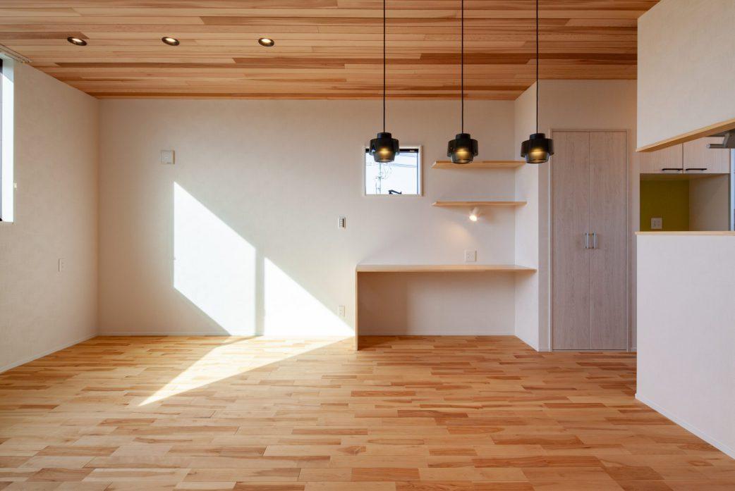 春日井市T様邸|新築デザイン住宅・注文住宅