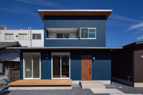 春日井市 F様邸-WEST|新築・注文住宅施工例